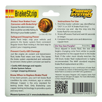 Phoenix Brake Test Strips