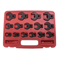 Crowsfoot Wrench Set
