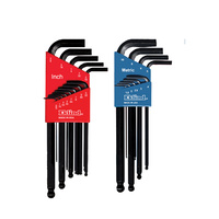 Eklind Ball Hex Key Set