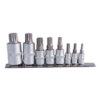 Spline Bit Socket Set