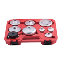 Cup Style Oil Filter Wrench Kit
